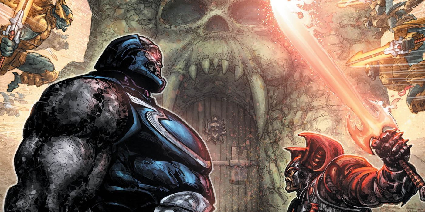 Picture Injustice Vs Masters Of The Universe 6