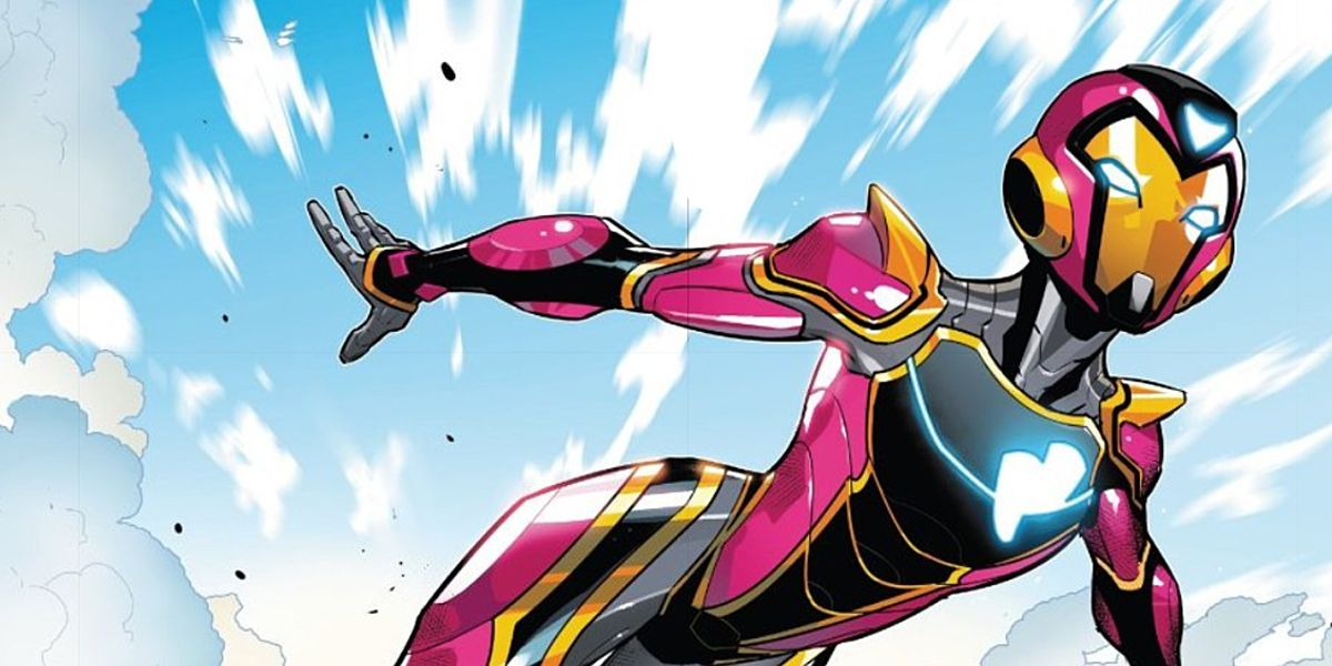 Robert Downey Jr. Wants Ironheart in the Marvel Cinematic Universe