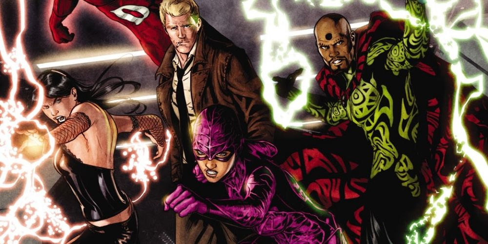 Myers-Briggs® Personality Types Of The Justice League Dark | CBR