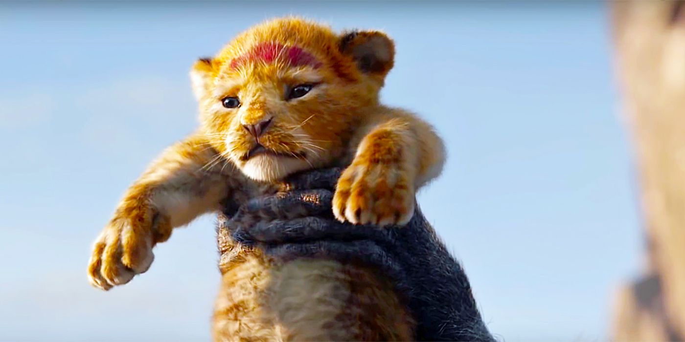 No, It Wasn't Disney That Submitted Lion King for Animated Golden Globe
