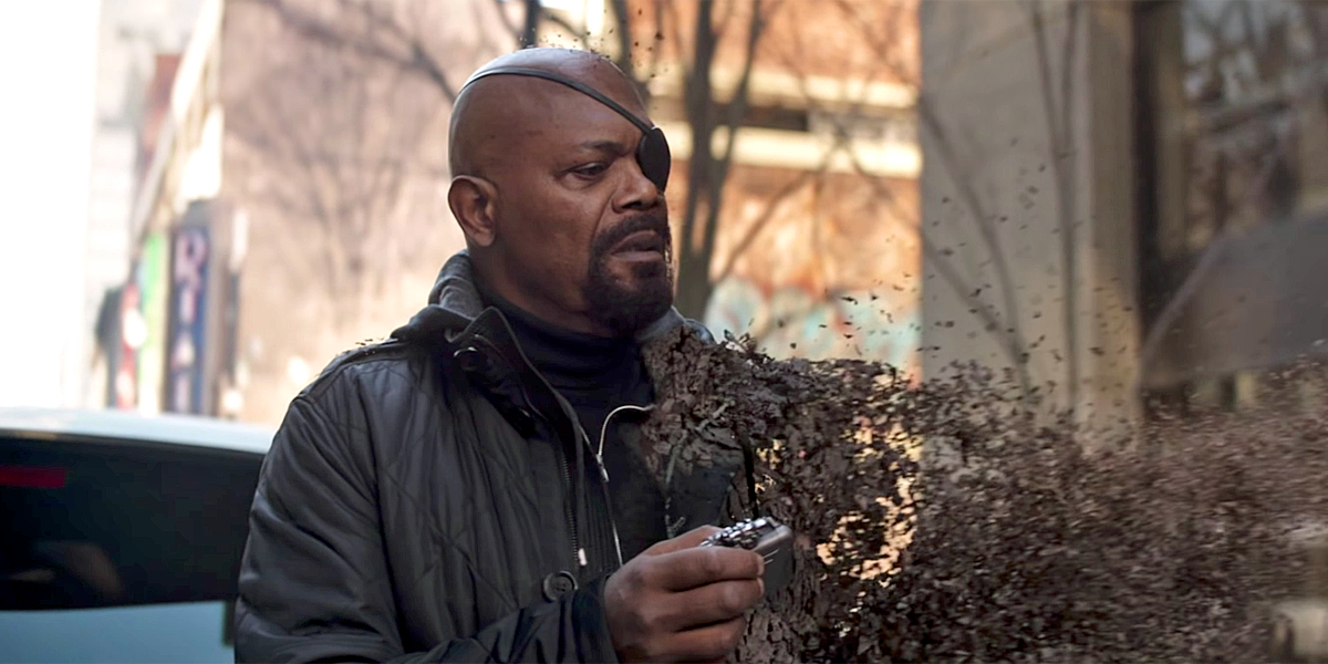 Here's Why Nick Fury Didn't Page Captain Marvel Sooner