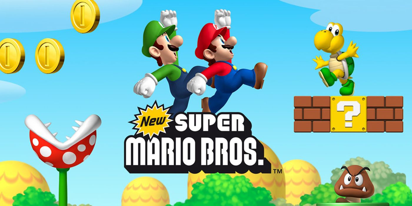 Super Mario Bros Animated Movie In Development By Illumination