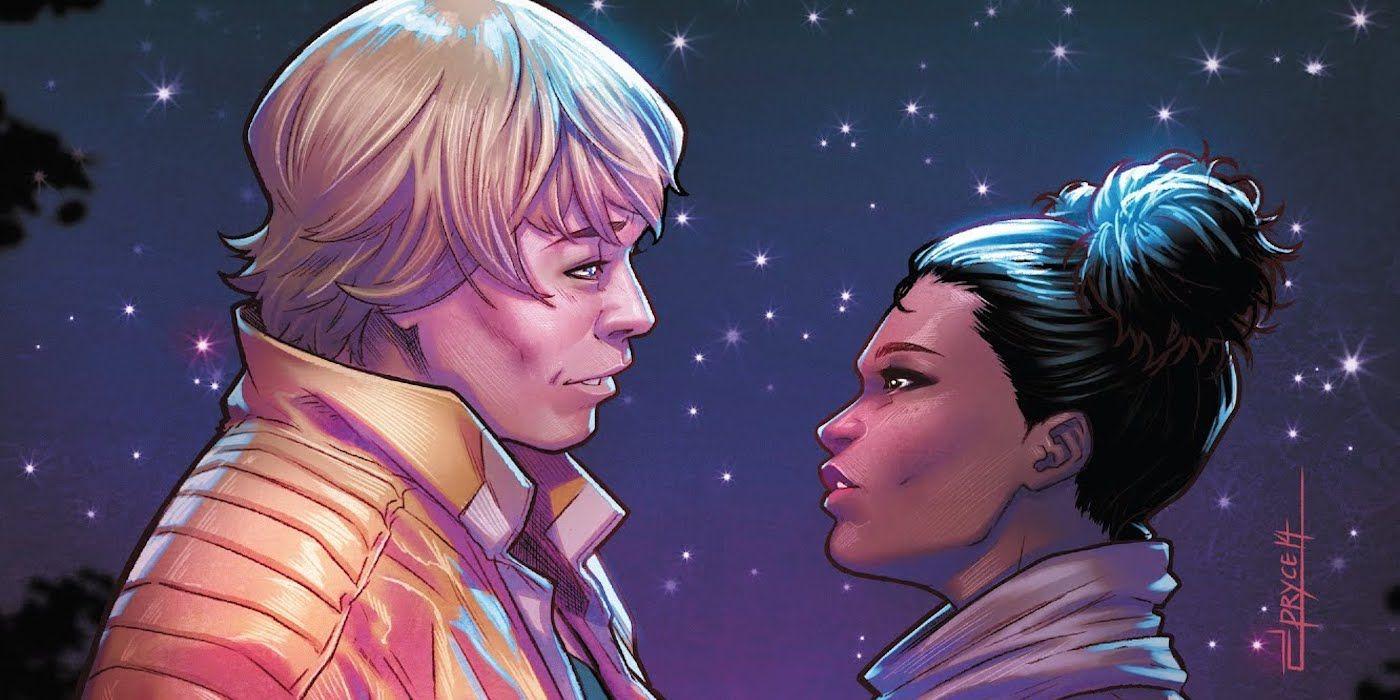 Star Wars Just Introduced Luke Skywalker's First Girlfriend | CBR