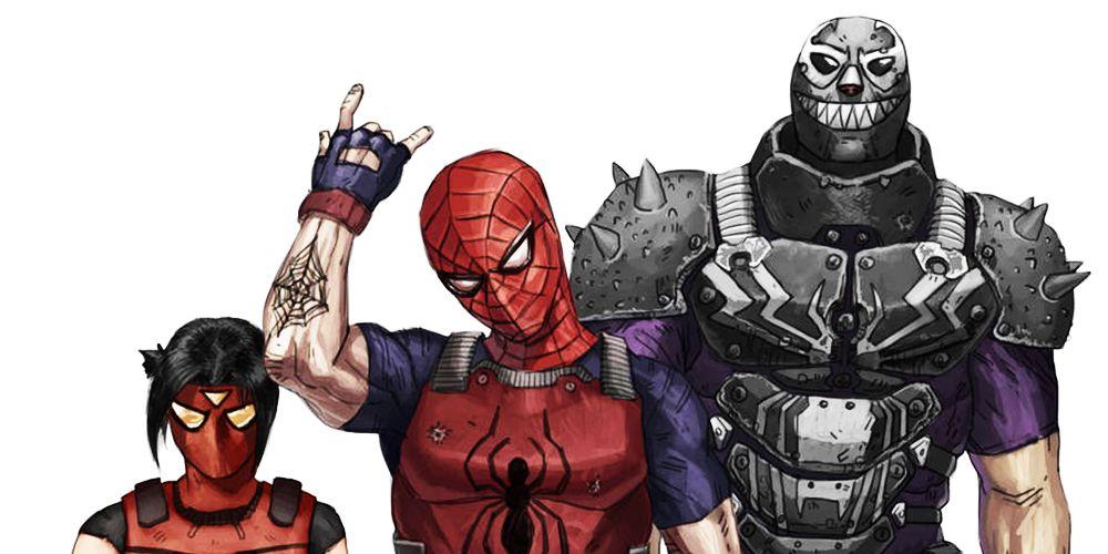 Good Gone Bad: 20 Marvel Heroes Reimagined As Villains