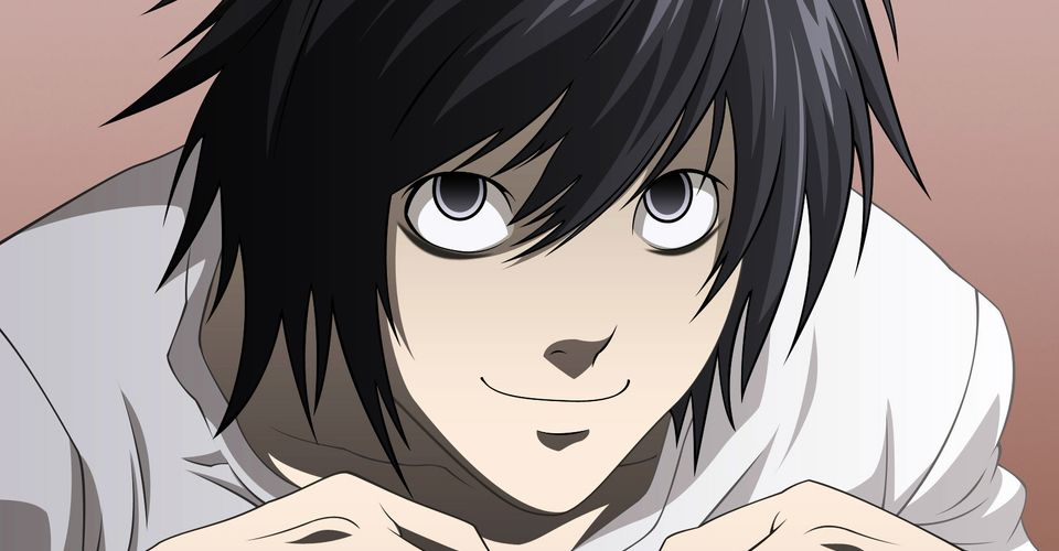 Anime- L From Death Note