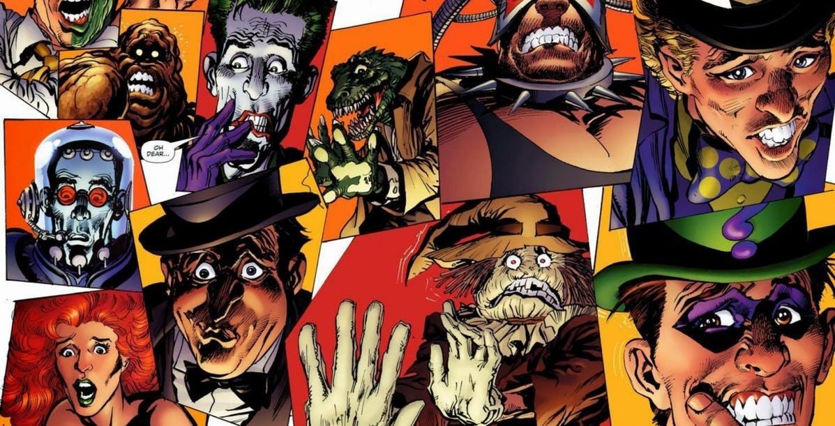 Myers Briggs Personality Types Of Batman S Villains Cbr