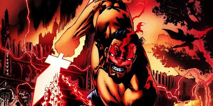 638505 dcspear6 - Veinte armas DC que podrían herir o matar a Superman