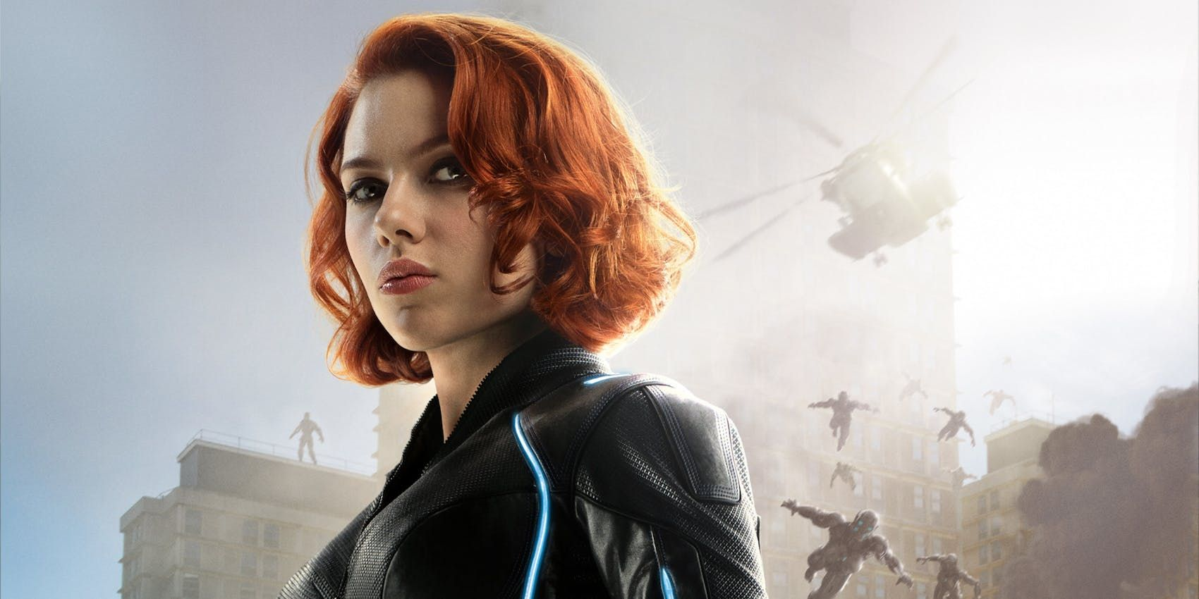 Black Widow's New White Costume Revealed   CBR