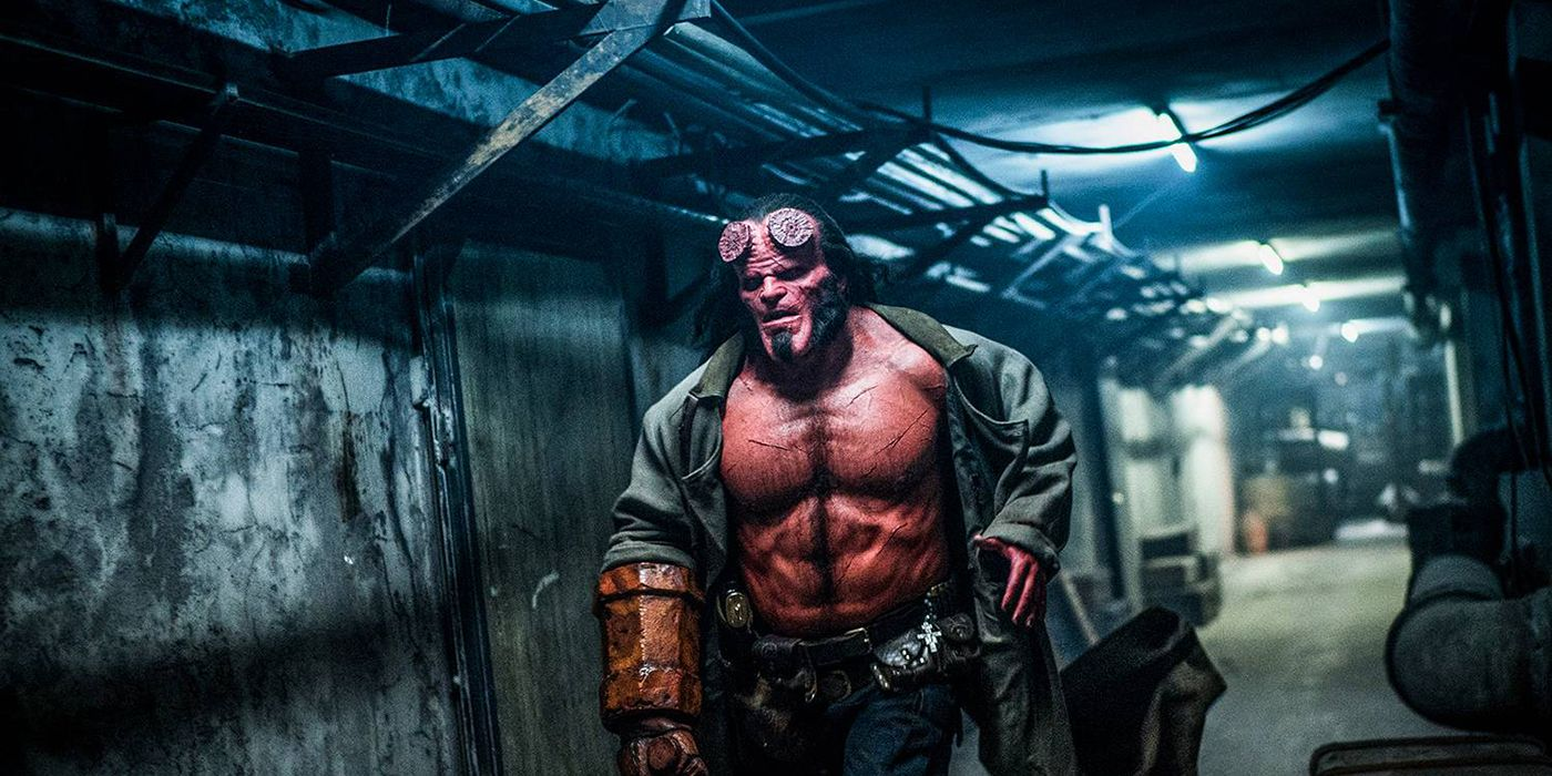 New Hellboy Promo Declares 'It's About Damn Time'