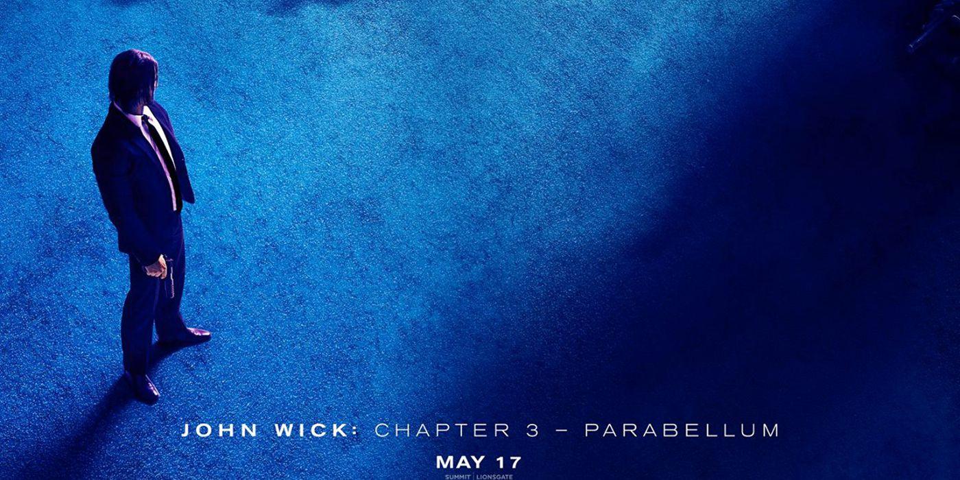 John Wick: Chapter 3 - Parabellum New Trailer Released
