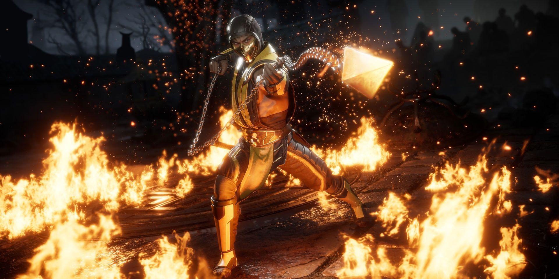 McFarlane Toys Teases Mortal Kombat 11 Figures