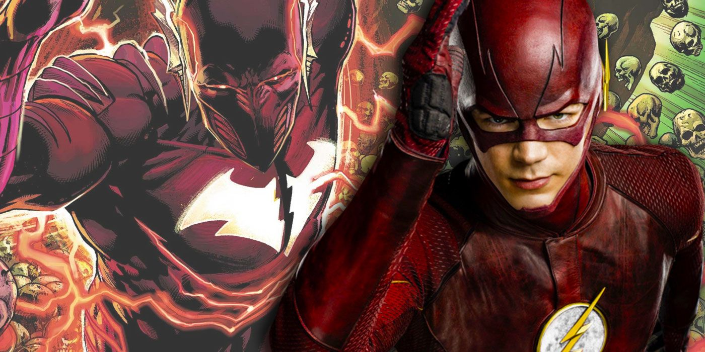 The Flash Needs to Introduce DC's Red Death in Season 6 | CBR