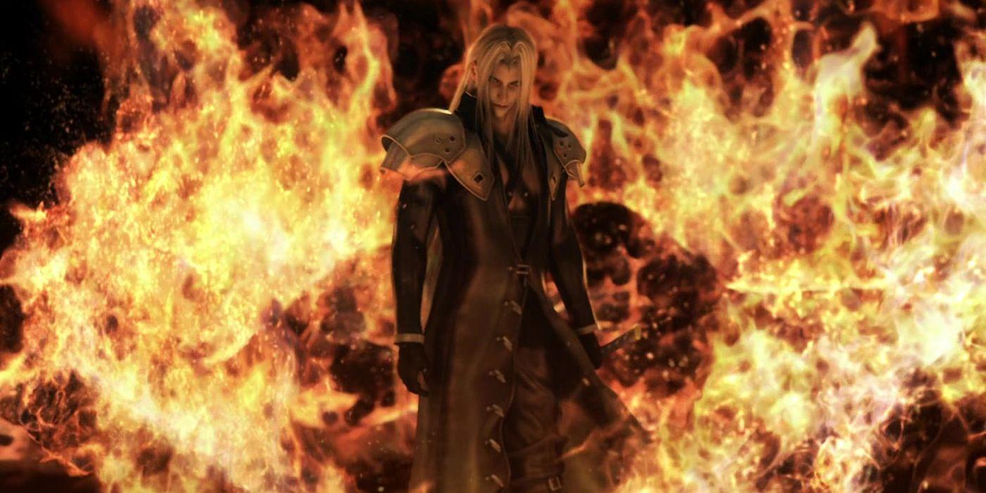 Final Fantasy VII Remake Teaser Reveals Release Date   CBR