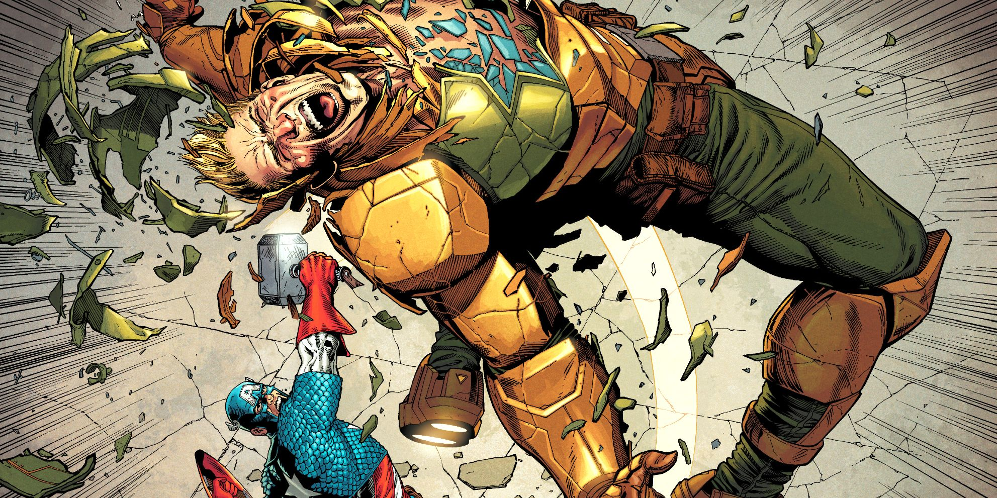 Hammer Time: 10 Characters Who Lifted Mjolnir Who Are More Worthy Than Thor (And 10 Who Aren't)