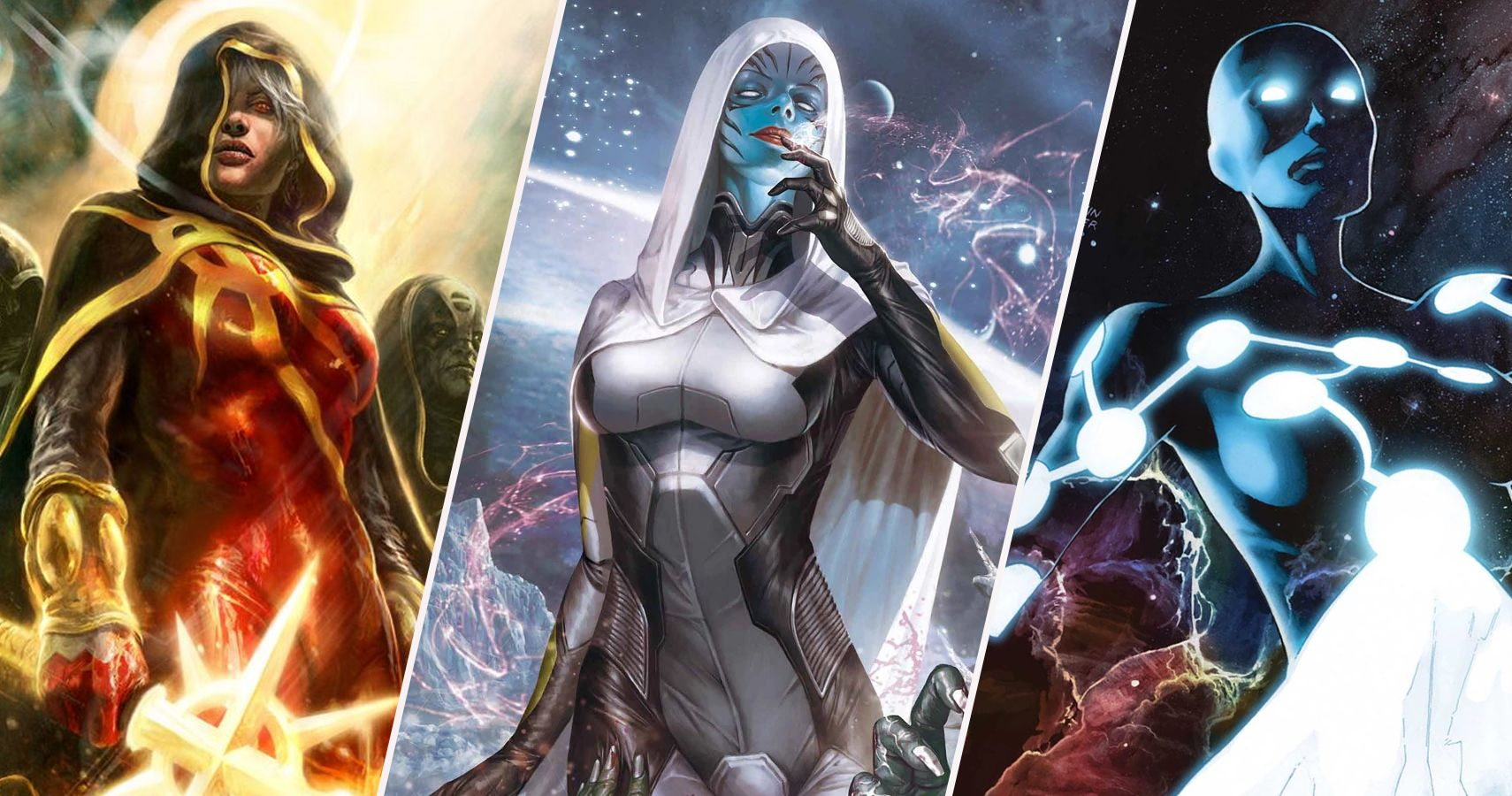20 Powerful Female Marvel Characters We Hope To See In The