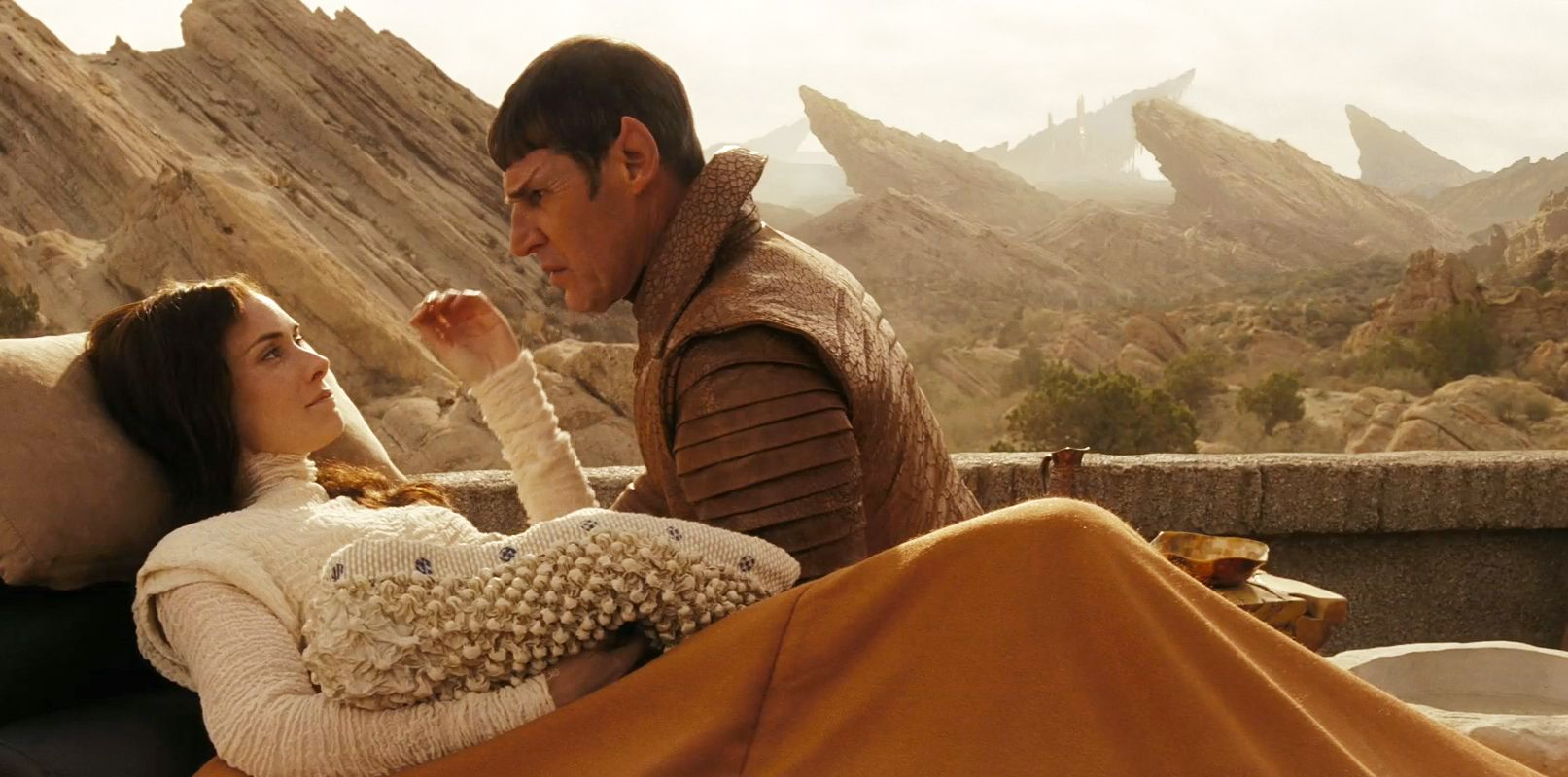 Star Trek: Why Spock's Father Married a Human | CBR