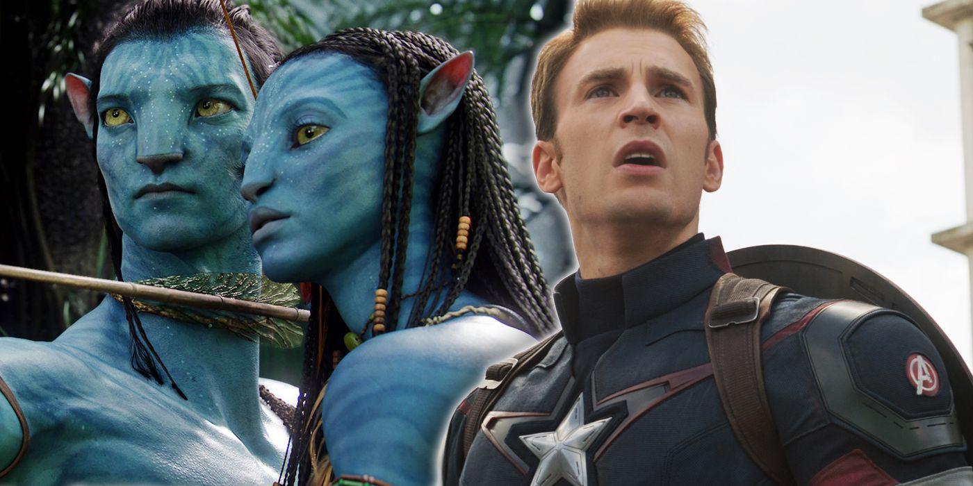 Avengers: Endgame Just Broke An Avatar Box Office Record | CBR