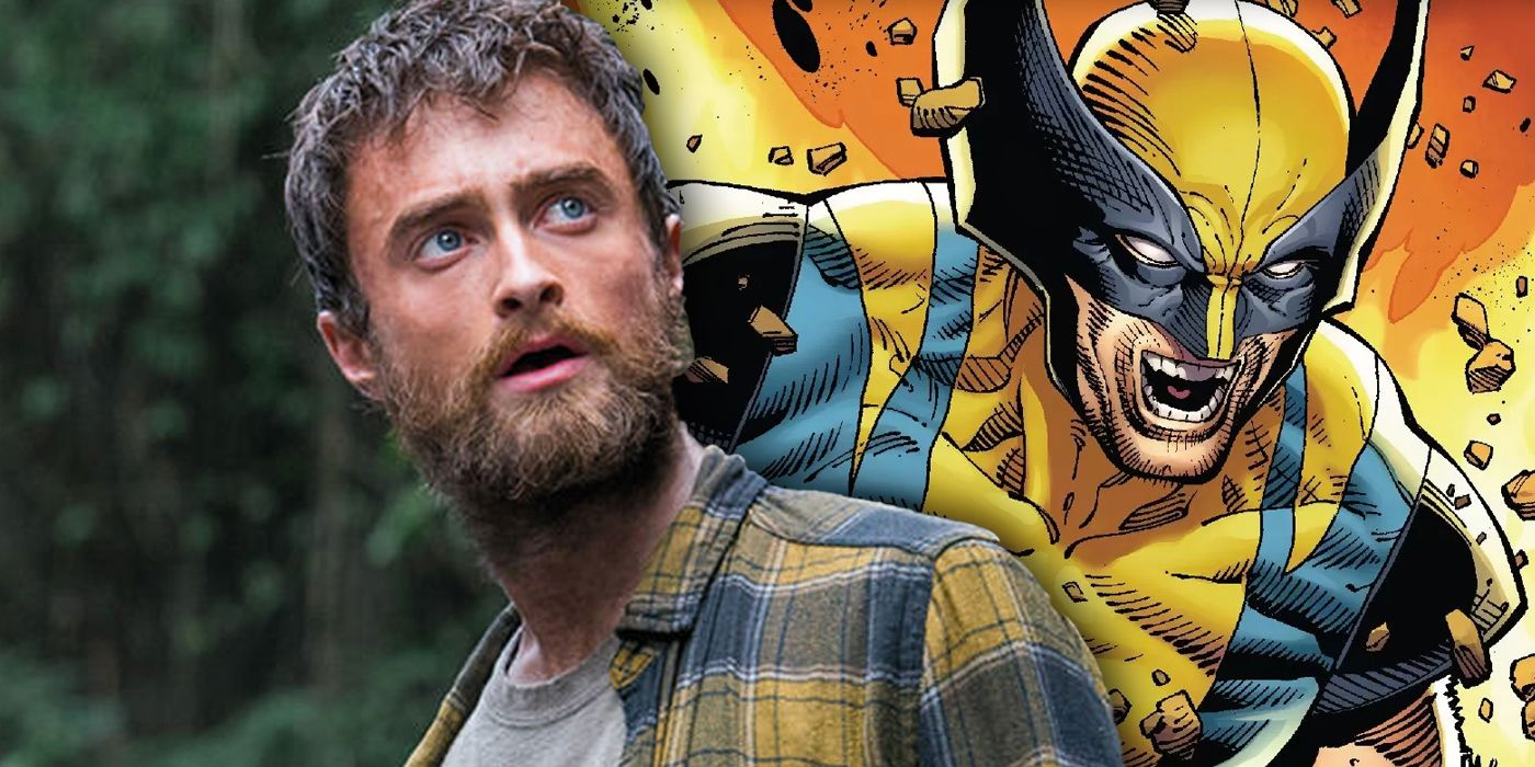 Daniel Radcliffe Insists He Won't Play Wolverine... But Maybe He Should
