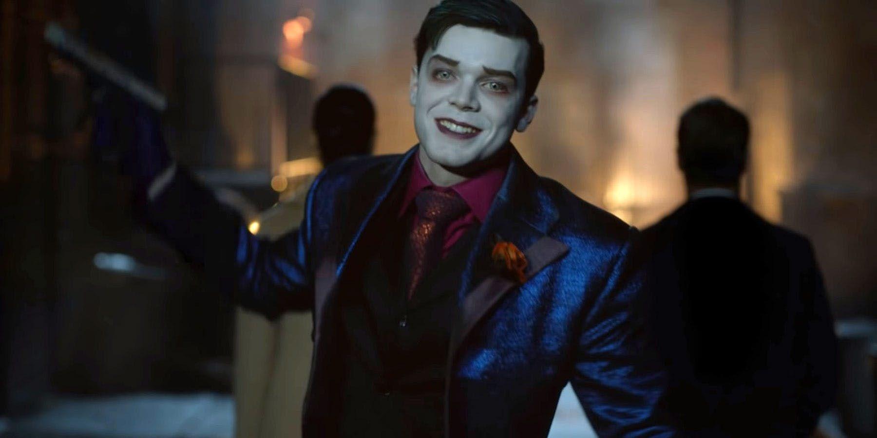 Gotham's Cameron Monaghan Thanks Paul Dini for Harley Loves