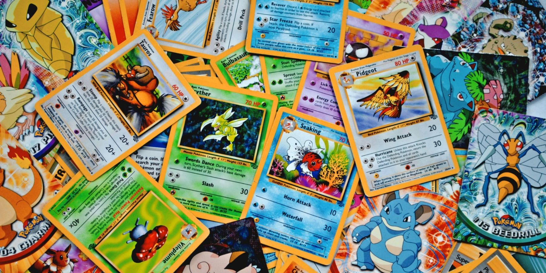 Unopened Box of Pokemon Cards Could Make Over $65k at Auction