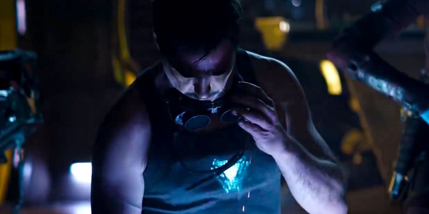 Avengers Endgame Figure Reveals Amazing Look At New Iron Man Armor