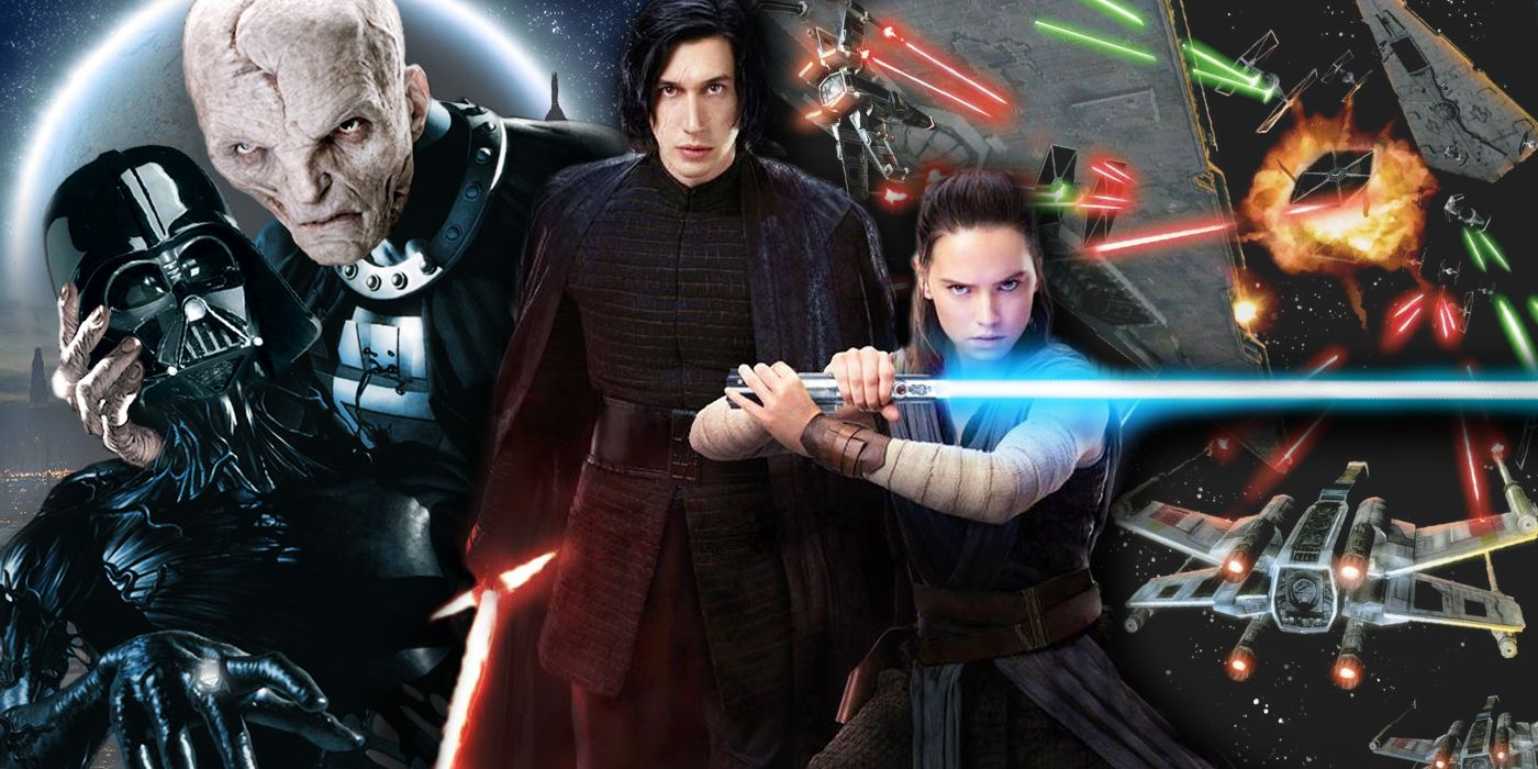 Episode IX May Be Star Wars' Blackest Night