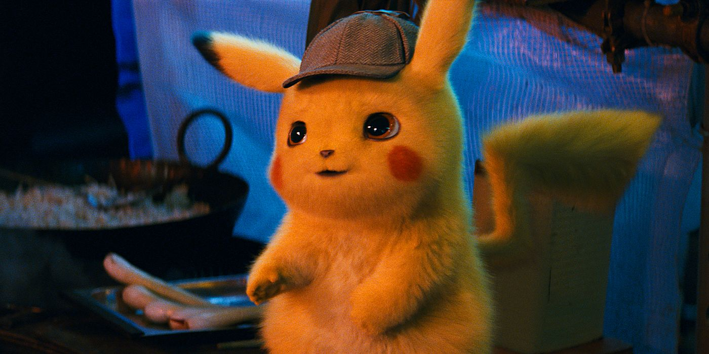 Detective Pikachu Trailer Highlights Other Pokémon in the Film