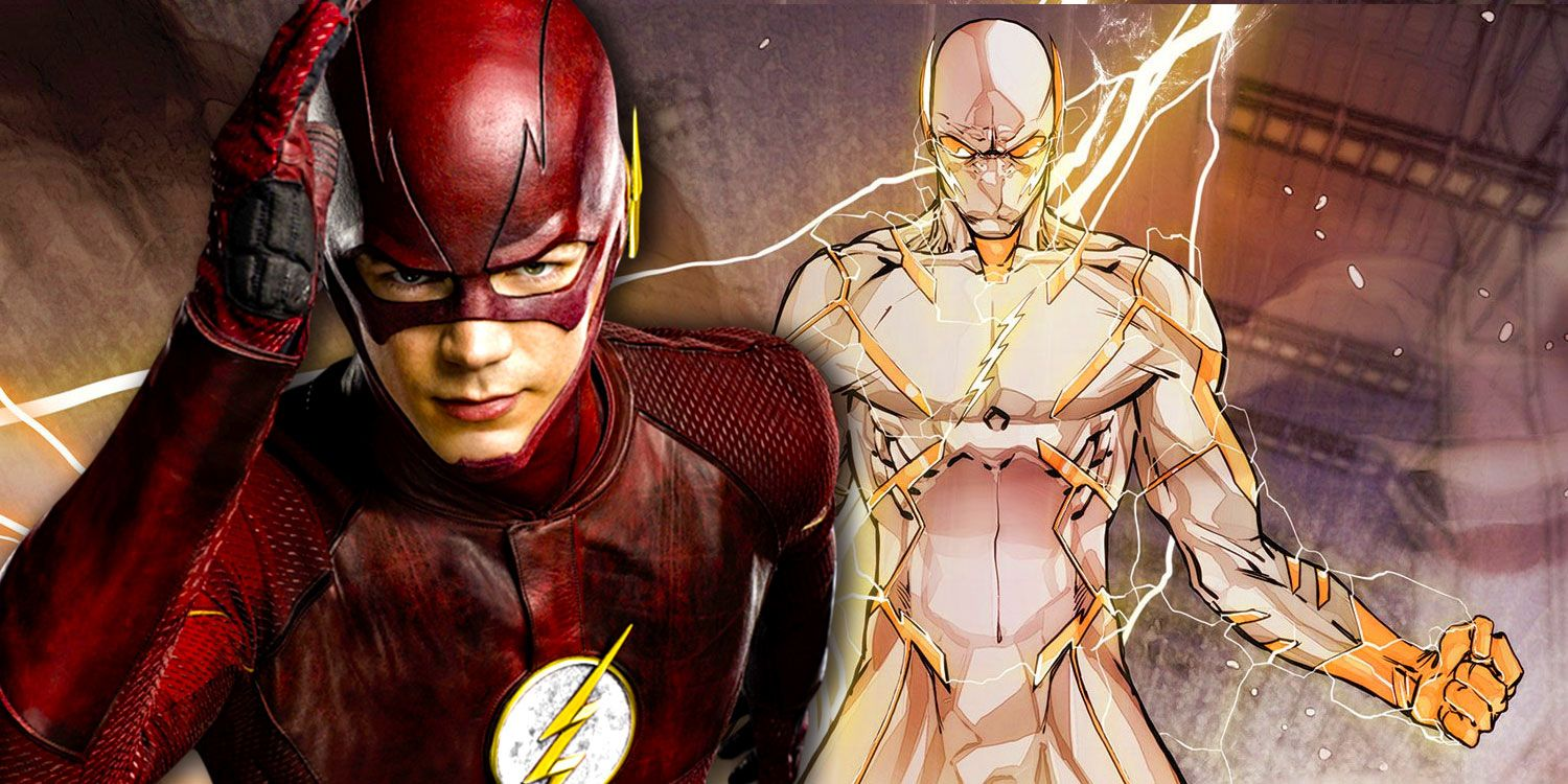 The Flash: First Look at Season 5's Godspeed Revealed