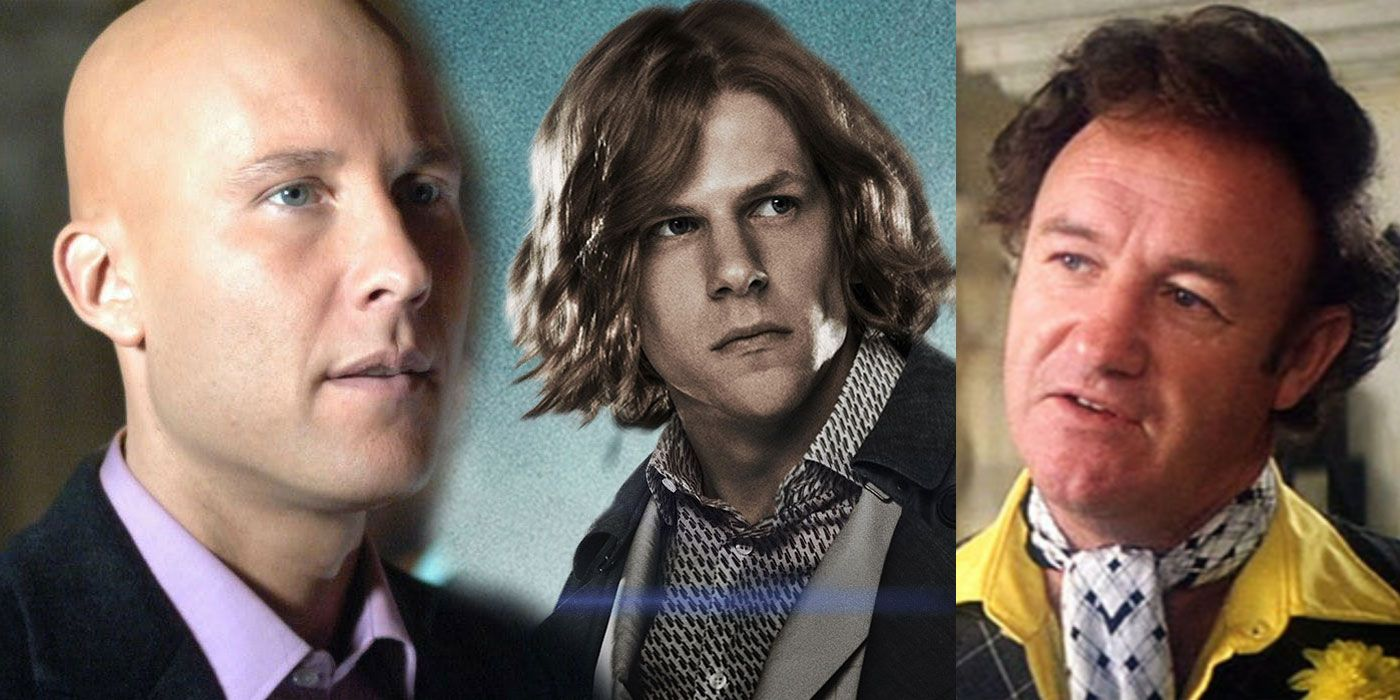 Man of Steal: Every Live-Action Lex Luthor, Ranked