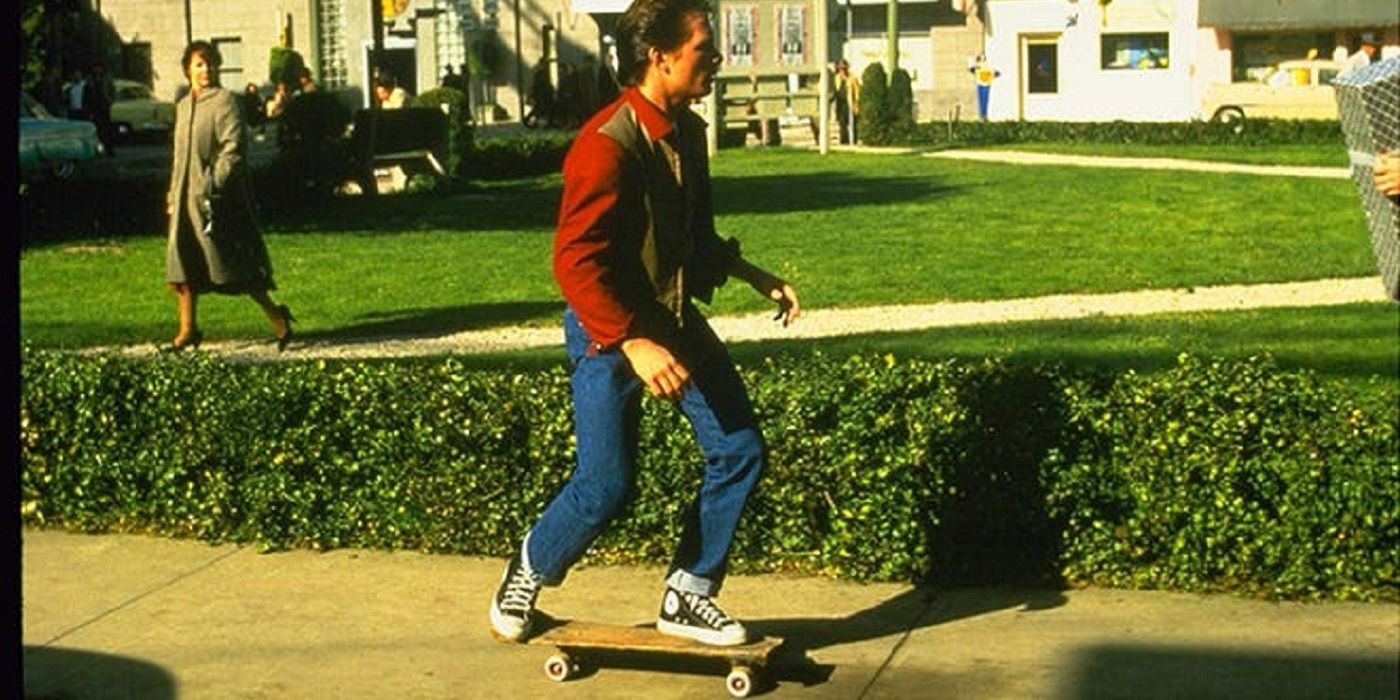 31e62a6d8d4ee [ad_1]. URBAN FILM FILM: Tony Hawk helped choreograph the skating scenes in  Back to the Future.