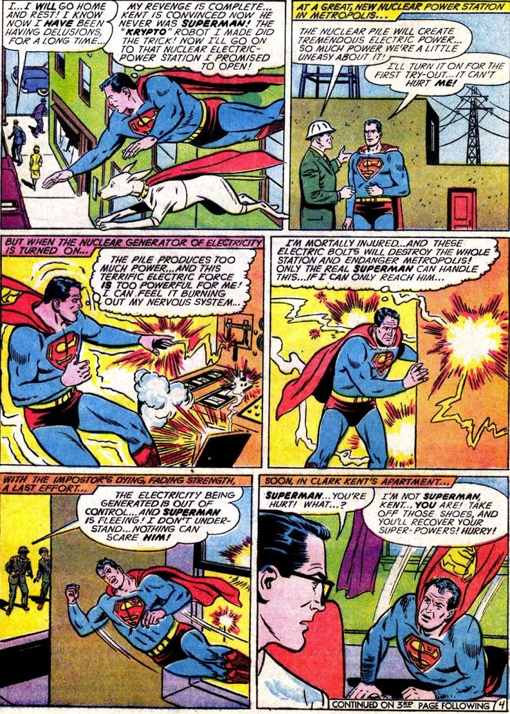 Learning Superman's Secret Identity Can Prove to be Fatal! | CBR