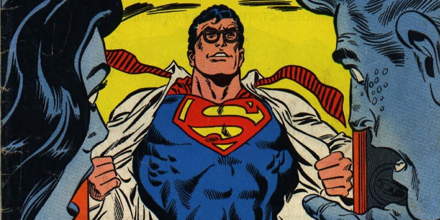 Mort Weisinger Uses Shakespeare to Explain Superman's Secret Identity