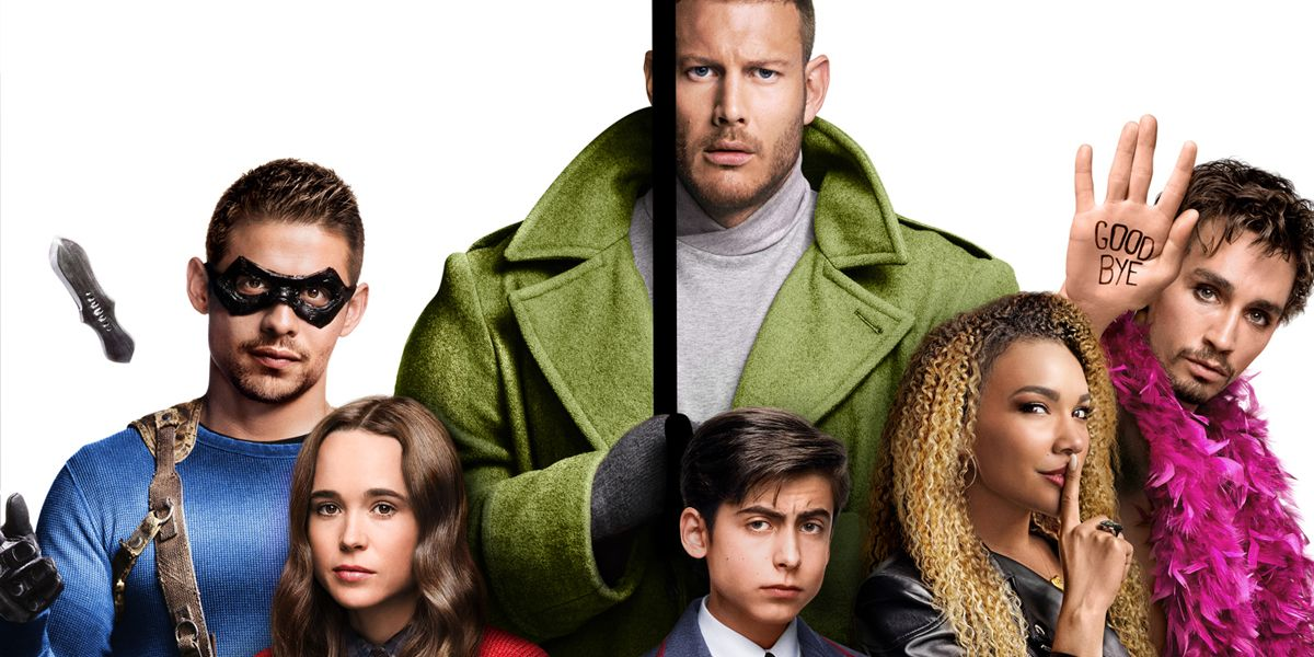 Netflix Reportedly Renews The Umbrella Academy for Season 2