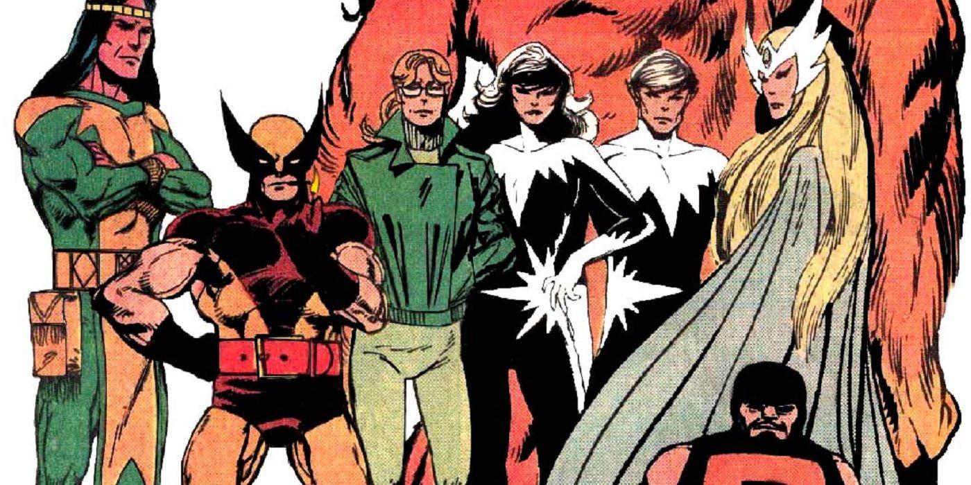 Did John Byrne Originally Plan on Wolverine Joining Alpha Flight?