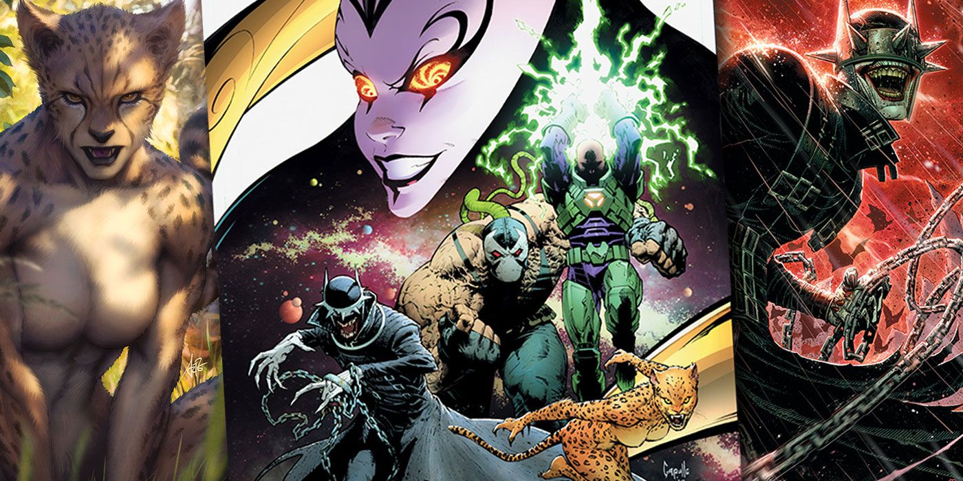 Image result for DC's Year of the Villain