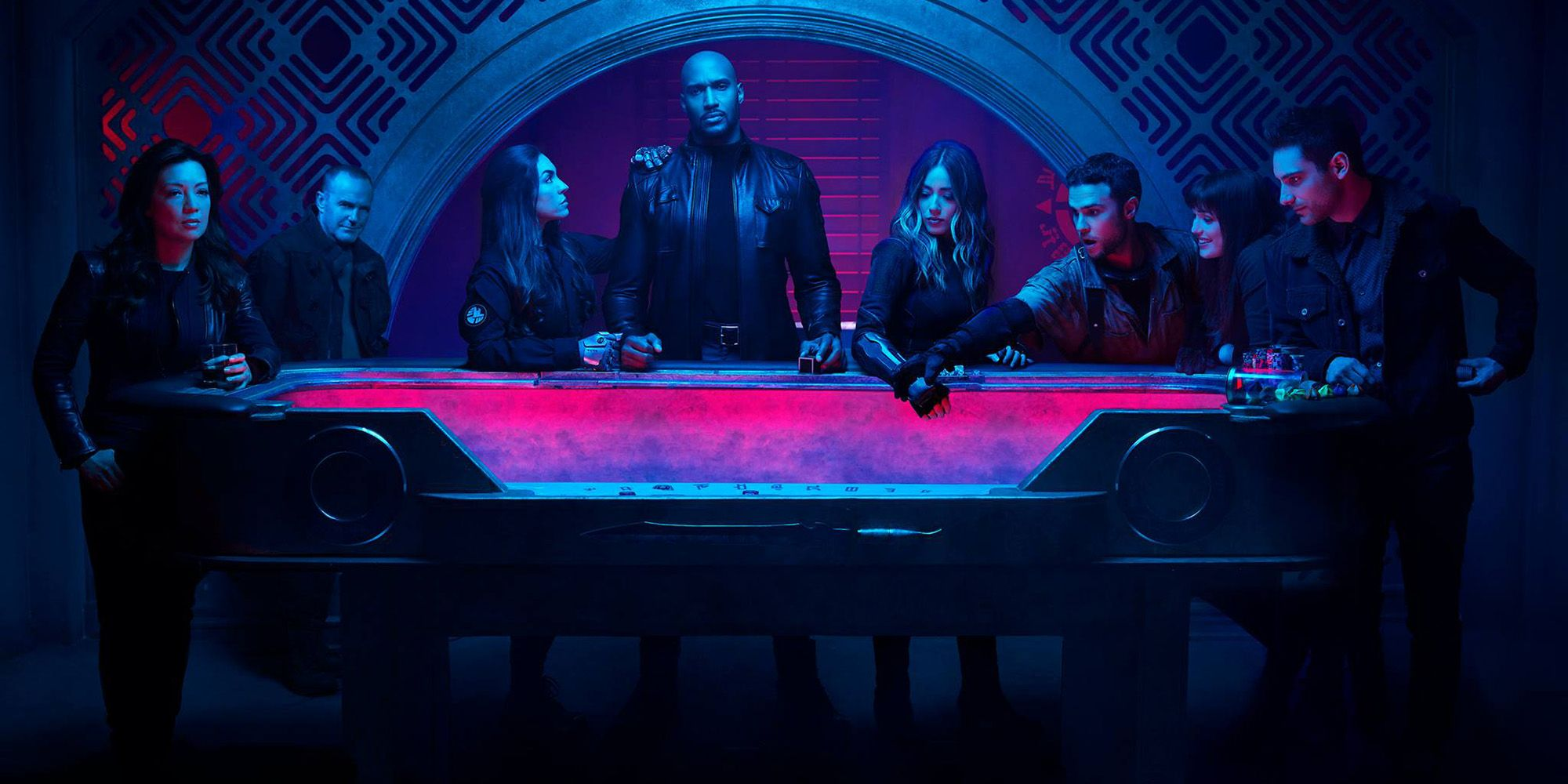 Marvel's Agents of SHIELD Assemble in Season 6 Character Posters