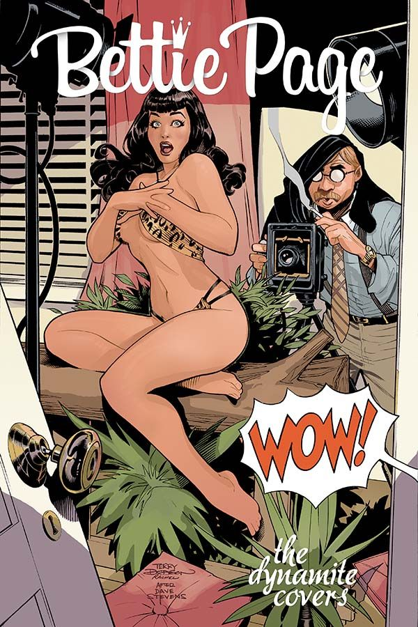 Bettie Page Covers