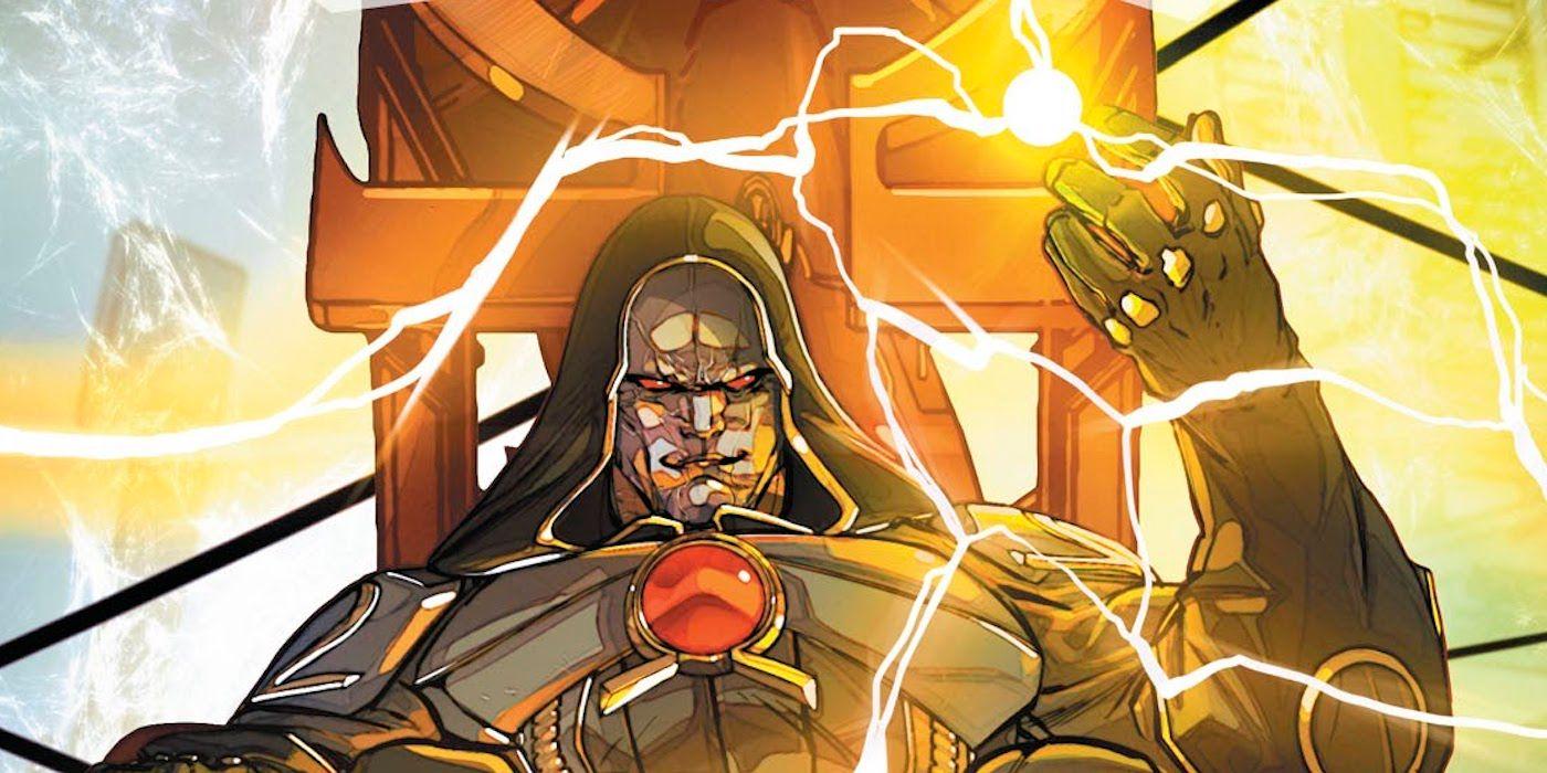 DC Universe's New Cosmic Threat Can Kill Darkseid | CBR