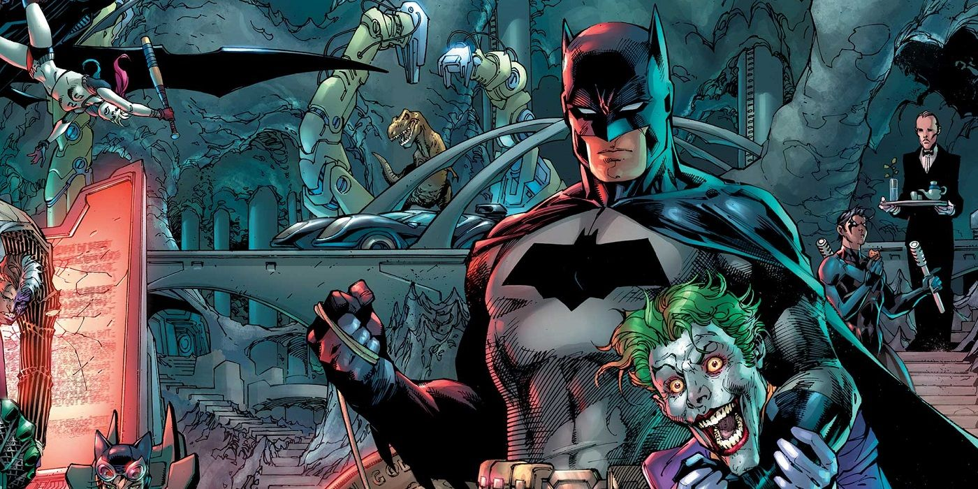 DC Previews Detective Comics #1000 in a Special Trailer