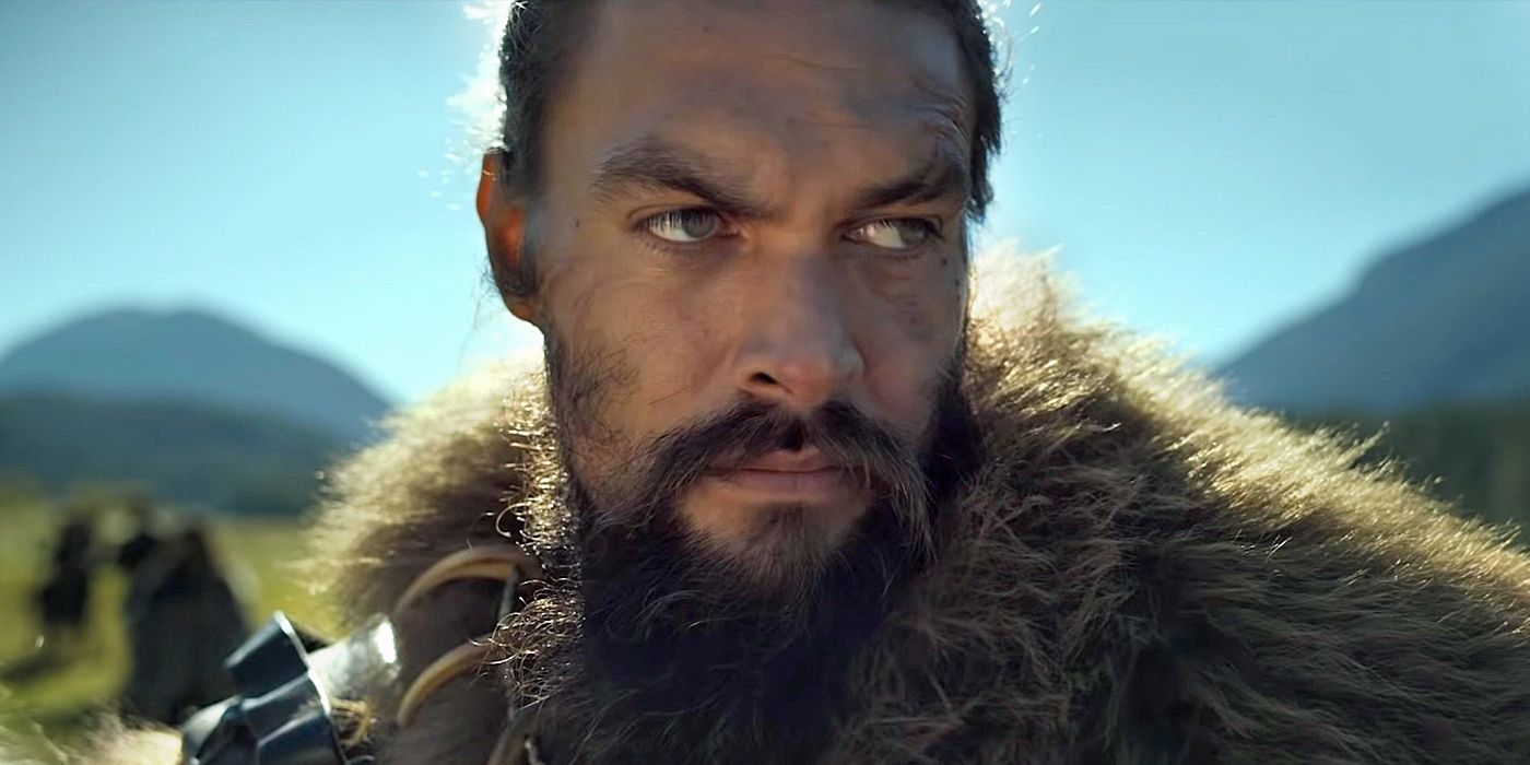 Apple TV+ Sizzle Reel Shows Off Jason Momoa's New Series