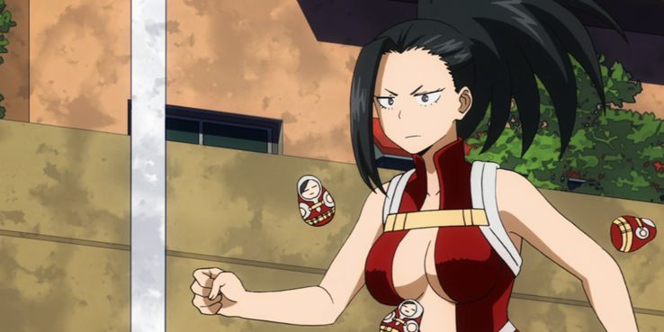 My Hero Academia 10 Things Fans Should Know About Momo