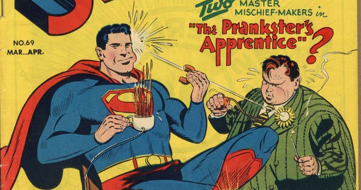Prankster - Los 10 peores villanos de Superman