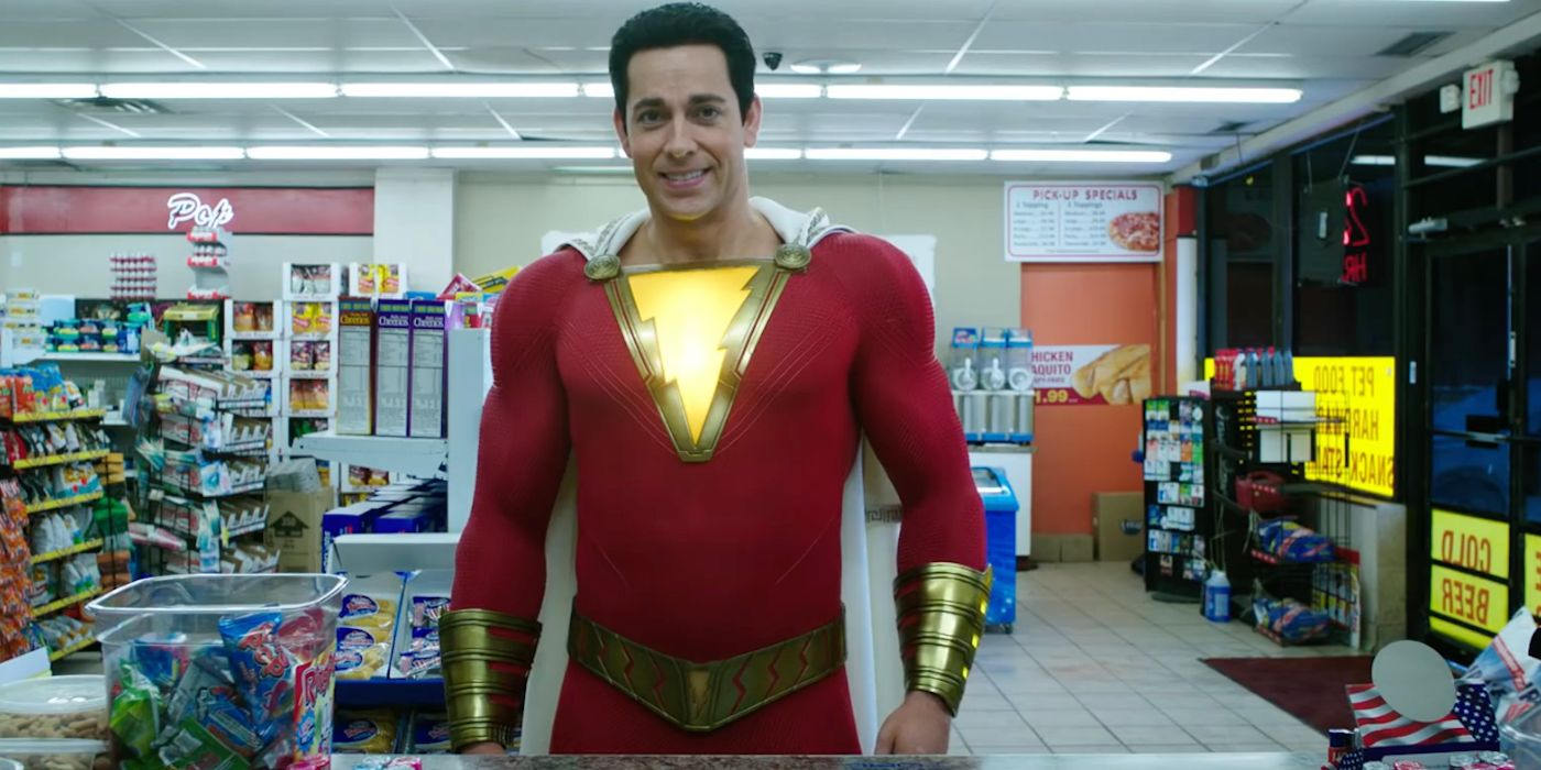 Shazam Concept Artist Explains Why The Hero Didn't Get His New 52 Footwear