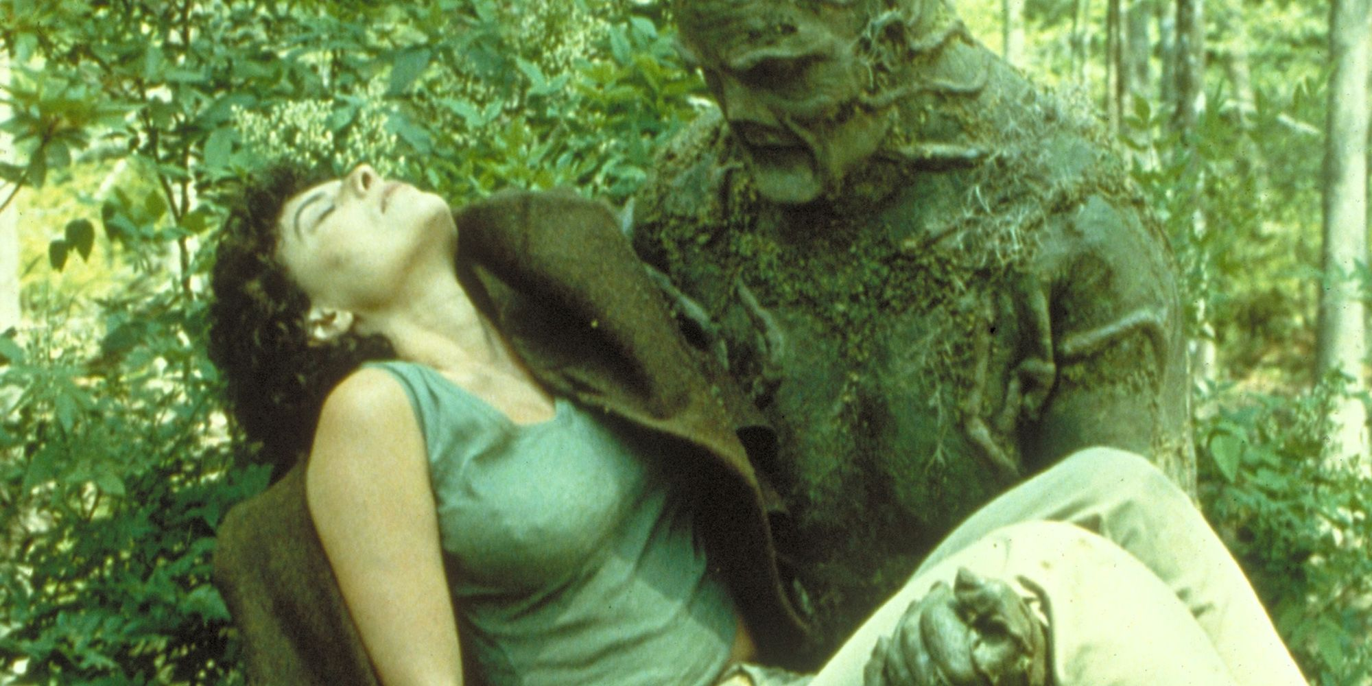Swamp Thing: 1982 Film's Star Boards DC Universe Series