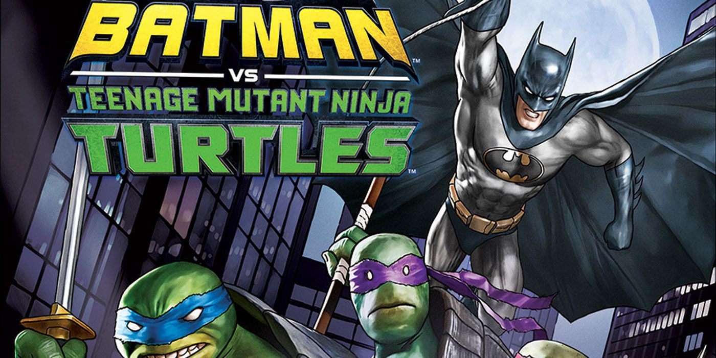 Batman Vs Teenage Mutant Ninja Turtles Special Features Revealed