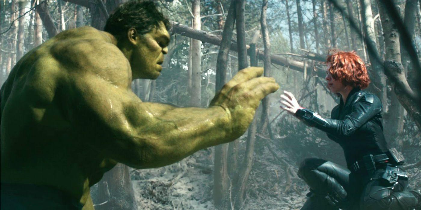 Endgame and Infinity War Ignored Hulk/Black Widow's Romance - Here's Why