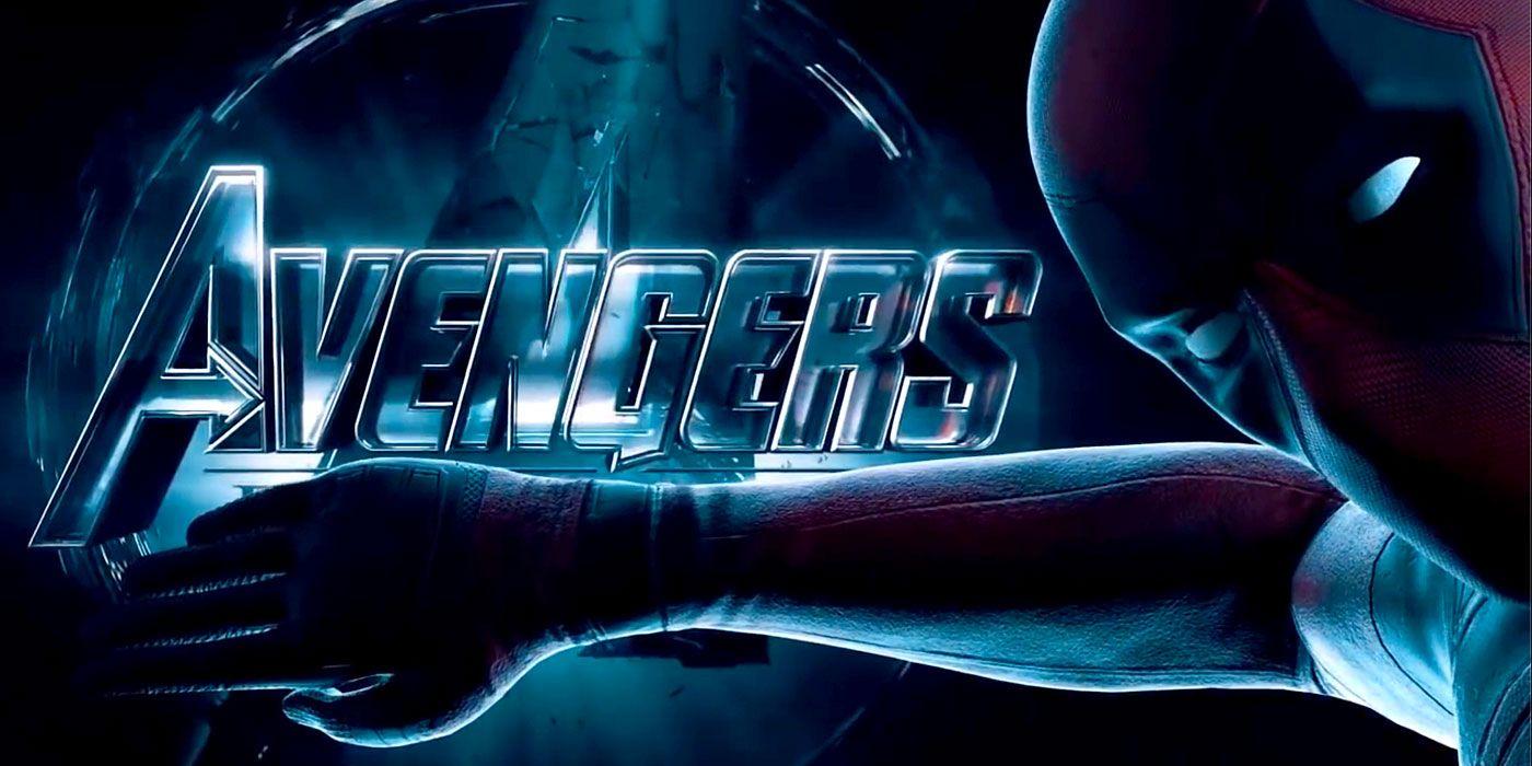 Deadpool Crashes Marvel's Avengers: Endgame Trailer