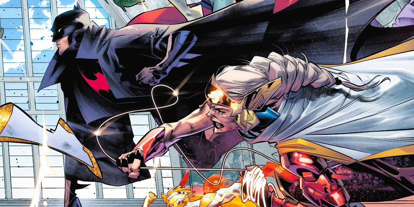 EXCL: DC's New Justice League Explains Lex Luthor's Threat to the Multiverse