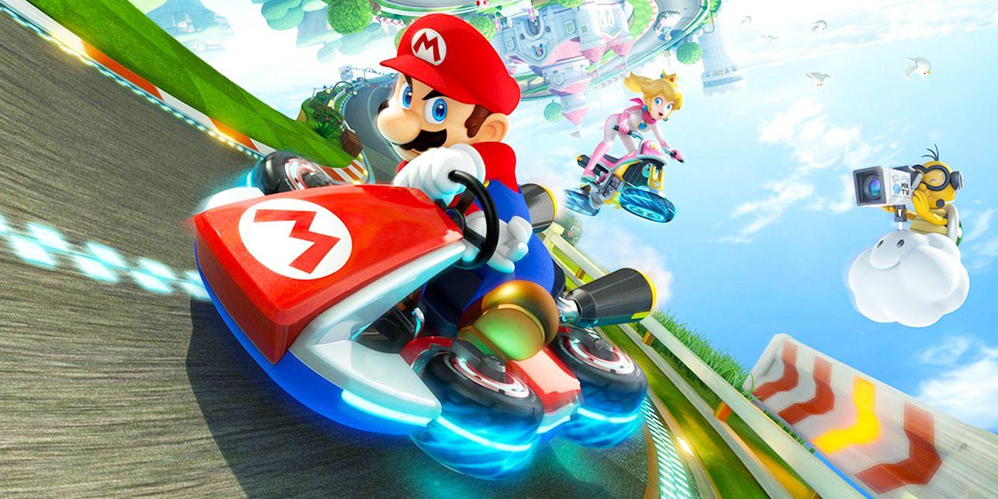 Mario Kart 9 Everything We Know So Far Cbr