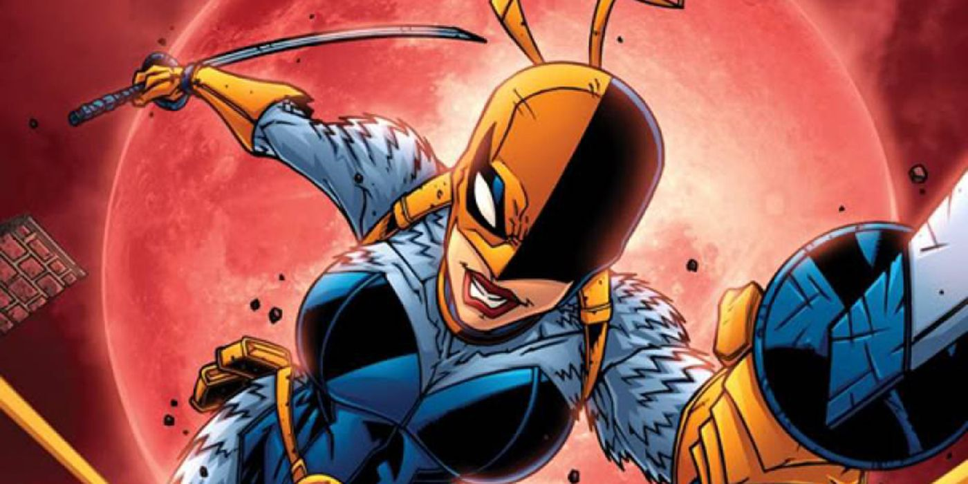 Titans Casts Deathstroke's Daughter, Ravager
